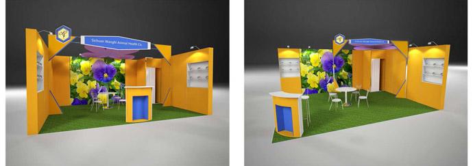 Expo Exhibition Stands Zone : The concept of apiexpo apimondia